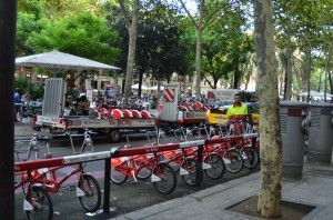 Barcelona Bike Share - Bicing
